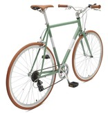 Bohemian Green, 7-Speed