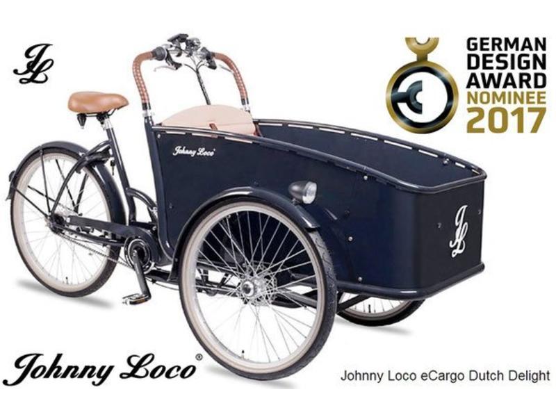 Johnny Loco E-CARGO Dutch Delight