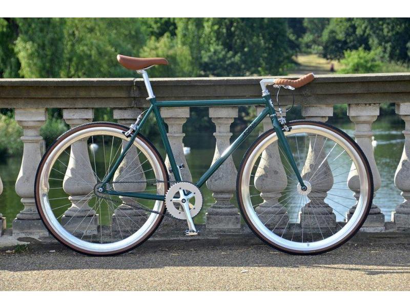 Foffa Single Speed Racing Green