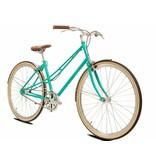 BLB Cleo Single Speed Ladies Bike - Emerald
