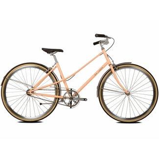 BLB BLB Cleo Single Speed Ladies Bike - Peach