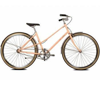 BLB Cleo Single Speed Ladies Bike - Peach