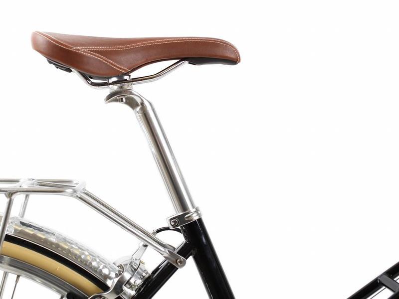 BLB Lola 8spd Ladies Bike - Black