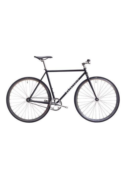 Saintvelo Cycles Beretta Mens Black