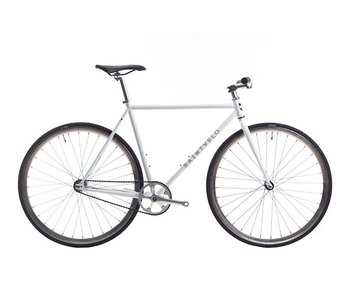 Saintvelo Cycles Beretta Mens White