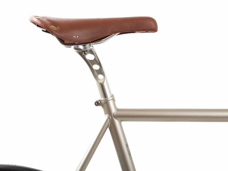 BLB City Classic Complete Bike - Champagne