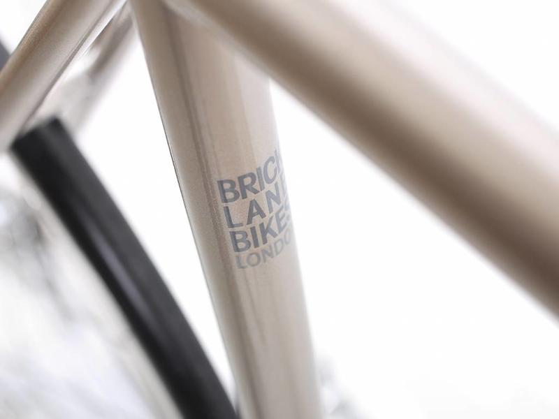 BLB City Classic Complete Bike - Champagne