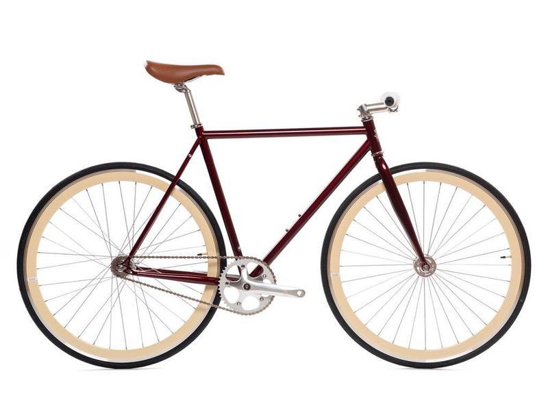 State Bicycle Co. Ashton - 4130 Core-Line