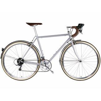 6KU Troy 16spd City Bike - Highland Grey