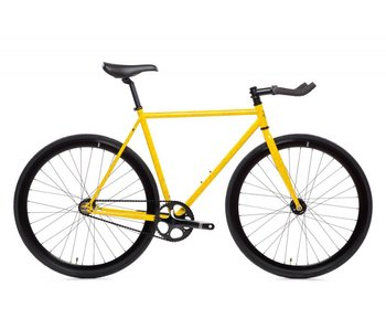 State Bicycle The Simpsons X State Bicycle Co. - Sprigfield Character Wrap Bike (4130 Core-Line)