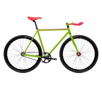 State Bicycle Co. X The Simpsons - Skull & Cross Bart Bike (4130 Core-Line)