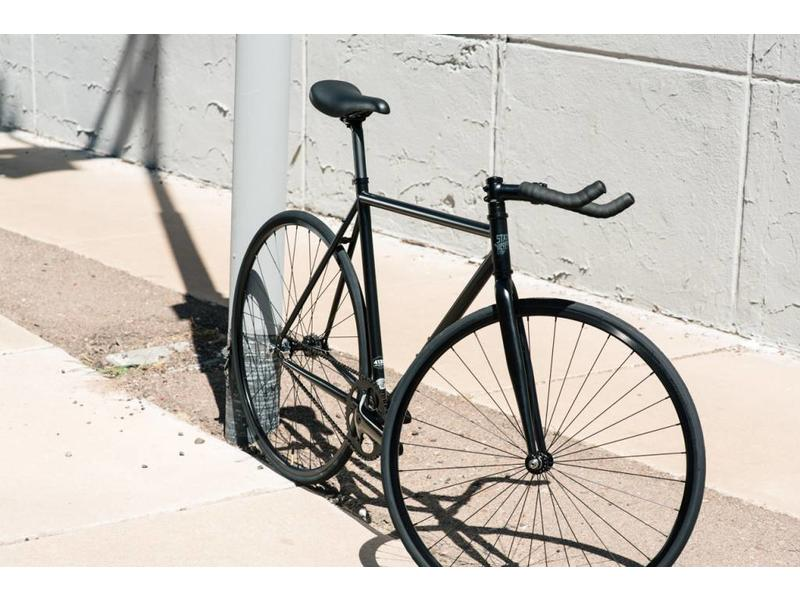 State Bicycle Co. Matte Black 6 - 4130 Core-Line