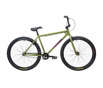 Fairdale Bikes Taj - Army Green