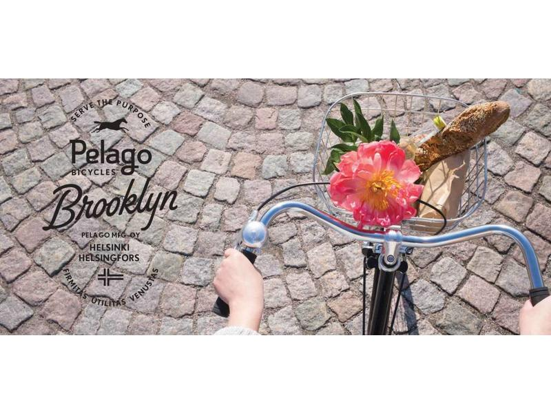 Pelago Brooklyn - Dapper Red