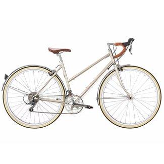 6KU Helen 16Spd City Bike - Champagne