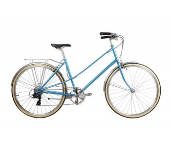 BLB Lola 8spd Ladies Bike - Malibu Blue