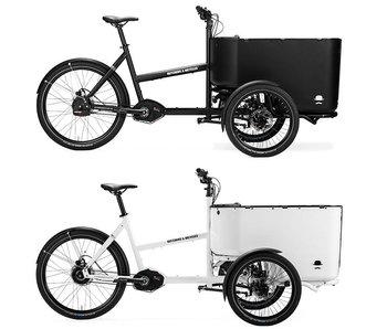 Butchers & Bicycles MK1-E, Bosch Performance CX