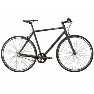 Populo Metro Urban Bike - Black