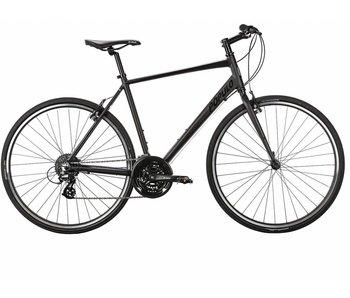 Populo Fusion 1.0 Hybrid Bike - Black