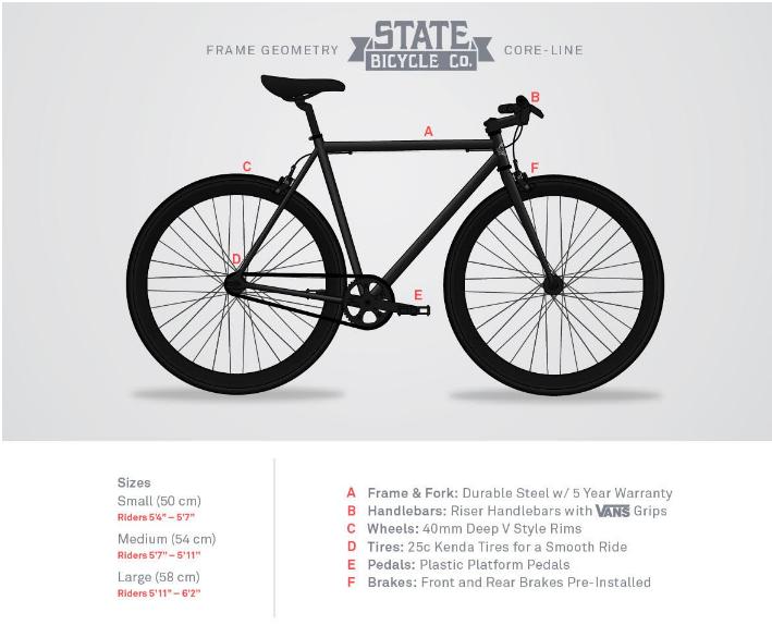 Wulf Core-Line - Simple Bike Store