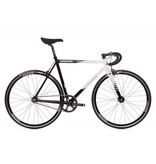 State Bicycle Co.  Undefeated II - Black & White Edition