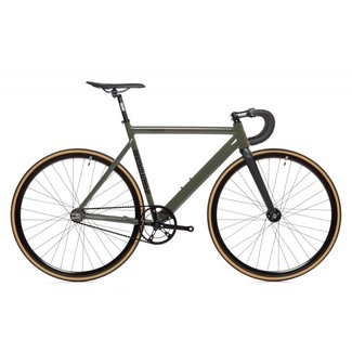 State Bicycle Co. 6061 Black Label v2 - Army Green