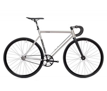 State Bicycle Co. 6061 Black Label v2 - Raw Aluminum