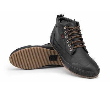 Chrome Industries Storm 415 Workboot Black Leather/Black