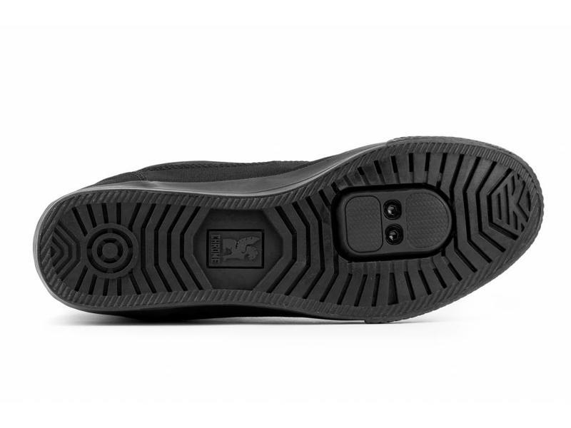 Chrome Industries 415 Pro Workboot Black/Black