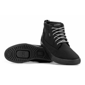 Chrome Industries 415 Pro Workboot Black/Black
