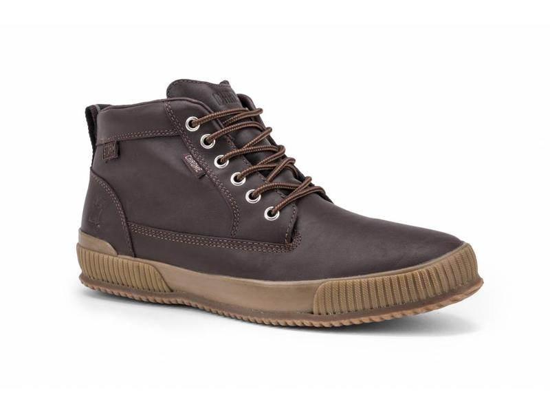 Chrome Industries Storm 415 Workboot Amber Leather/Gum
