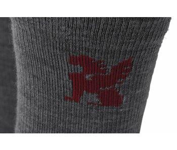 Chrome Industries Crew Socks Grey