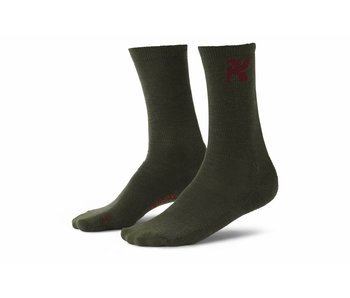 Chrome Industries Crew Socks Olive