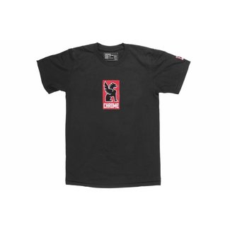 Chrome Industries Lock Up Tshirt Black