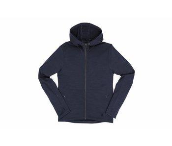 Chrome Industries Merino Wool Cobra Hoodie Mood Indigo