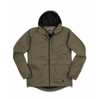 Chrome Industries Skyline Windcheater Jacket Military Olive