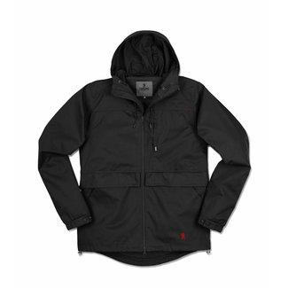 Chrome Industries Skyline Windcheater Jacket Black