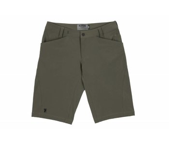 Chrome Industries Union Shorts 2.0 Olive Leaf