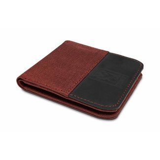 Chrome Industries Nylon Bifold Wallet Brick/Black