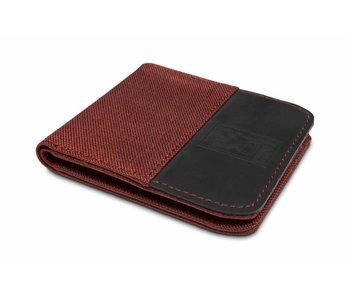 Chrome Industries Nylon Bifold Wallet Brick/Black