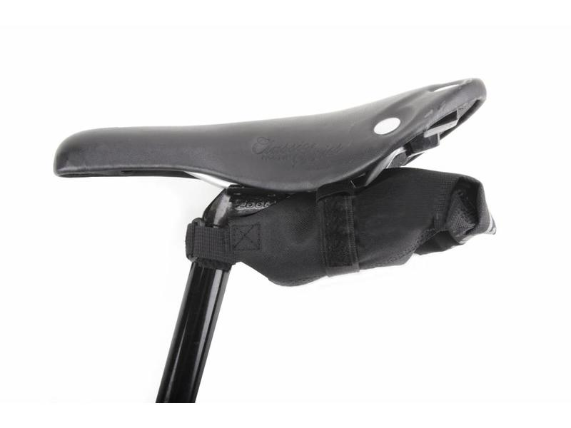 Chrome Industries Knurled Seat Bag Race Black
