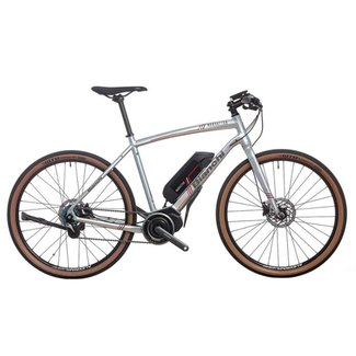 Bianchi Manhattan Unisex Shimano Alfine Mix 8sp Shimano Steps E-6000