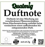 Qualmig Duftnote 3g