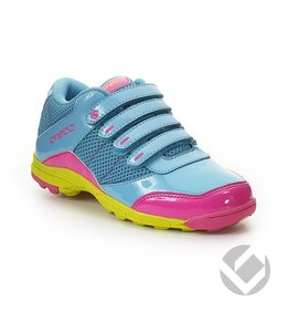 Brabo Velcro Blau/Pink/Lime