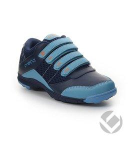 Brabo Velcro Navy/Blauw/Oranje