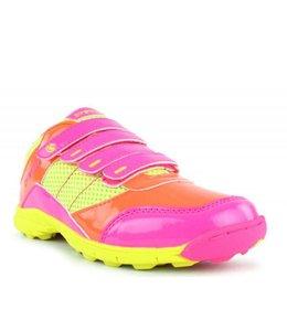 Brabo Velcro Orange/Pink/Lime