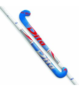 Dita FX R10 Blauw/Zilver/Rood Junior Indoor