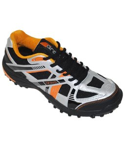 Grays G550 Junior Schwarz/Silber/Orange