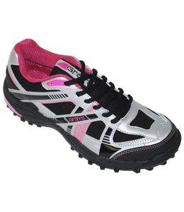 Grays G550 Junior Schwarz/Silber/Pink