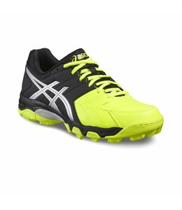 Asics Gel Blackheath 6 GS Neon Geel
